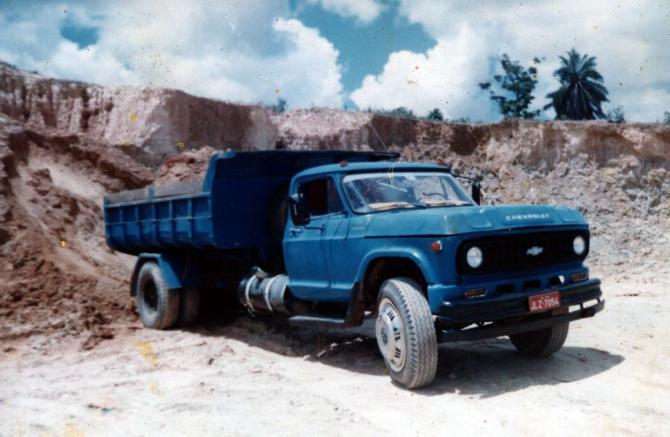 Chevrolet Azul