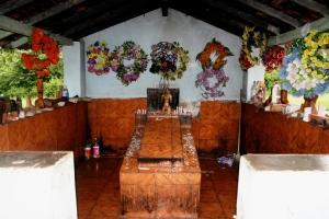 Santuário de Pardinha, Rodovia MA-026, acesso a Codó-MA, 2011
