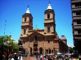 Iglesia y Convento de Santo Domingo, San Telmo, Buenos Aires, Argentina, 02/01/2011 — em Buenos Aires, Distrito Federal, Argentina.