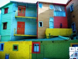 Caminito, La Boca, Buenos Aires, Argentina, 02/01/2011 — em Buenos Aires, Distrito Federal, Argentina.