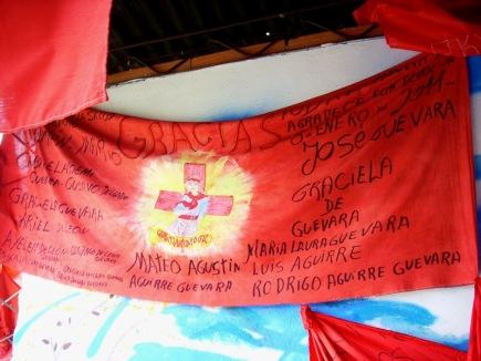 Santuário ao Gauchito Gil, próximo a Mar del Plata, BA, Argentina, 09/01/2011 — em Mar del Plata, Buenos Aires, Argentina.