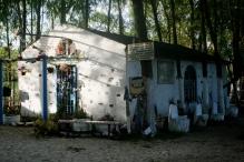 Sala dos Milagres do Santuário de Gilda, Ruta Nacional 12, Entre Ríos, Argentina, 31/12/2010 — em Paranacito, Entre Rios, Argentina.