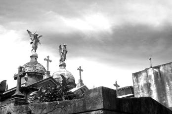 Cementerio de La Recoleta, Buenos Aires, Argentina, 07/01/2011 — em Buenos Aires, Distrito Federal, Argentina.