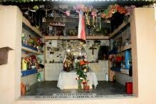 Túmulo do Gaucho Cubillos, Cementerio Viejo de Mendoza, Mendoza, Argentina, 25/01/2011 — em Mendoza, Argentina.