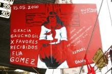 Ex-voto no Santuário do Gauchito Gil, Mercedes, Corrientes, Argentina, 31/01/2011 — em Mercedes, Corrientes, Argentina.