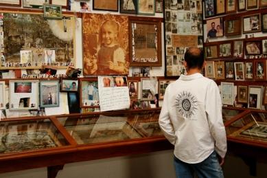 Museu dos Milagres do Santuário do Bom Jesus de Matosinhos, Congonhas-MG. Abril/2012