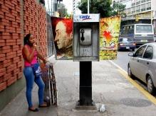 A comemoração do Bicentenário da Independência espalhou ícones e narrativas históricas por todo o centro da cidade. Av. Casanova, Sabana Grande, Caracas-DF, Venezuela, 22/08/2011